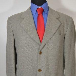 Hugo Boss 40R Sport Coat Blazer Suit Jacket